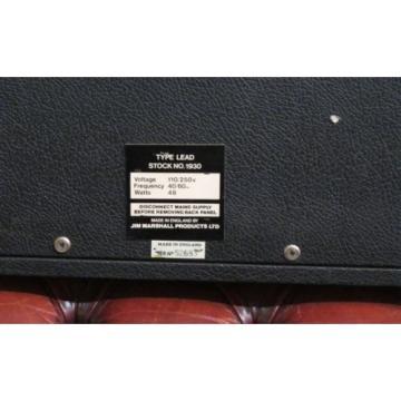 1972 MARSHALL 1930 POPULAR AMPLIFIER 1X12 - ANDY BAXTER BASS & GUITARS LTD