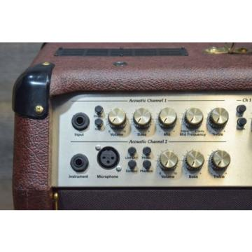 """2011 Marshall AS100D 2x8"""" Acoustic Guitar Combo Amplifier w/ FS - #C20110400122"""