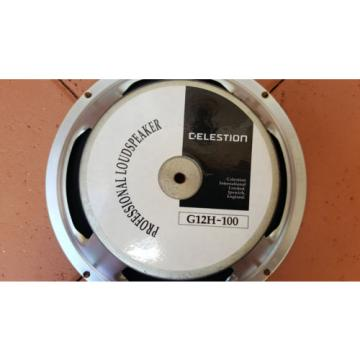 NOS Celestion G12H-100 for Marshall, Laney, Orange, Hiwatt MADE IN UK, FREE SHP!