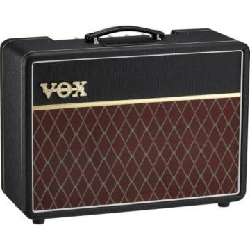 New! VOX AC10C1 10W 1x10 Tube Guitar Combo Amplifier with Top Boost