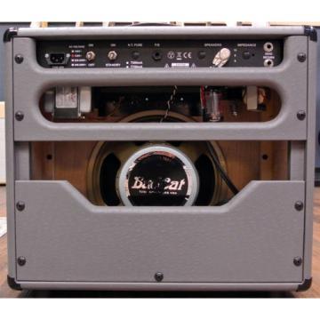 NEW! Bad Cat Amps BOBCAT 5R - 5 Watt 1x12 Combo Amplifier w/Reverb Grey Ostrich