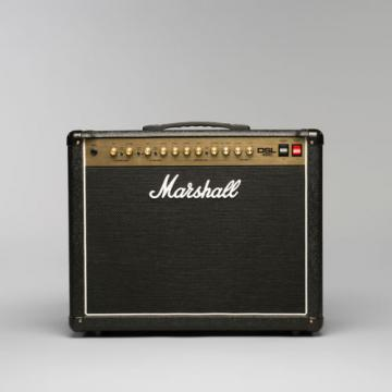 Marshall DSL40C 40W All-Tube 1x12 Guitar Amp in Black