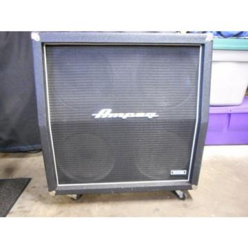 Ampeg Vintage Stereo Cabinet 4-12 Great Tone