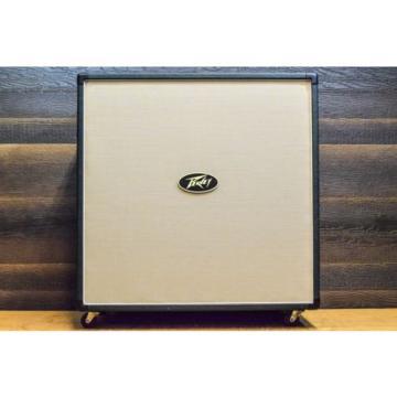 "Peavey Penta Green 412 Straight 4x12"" Electric Guitar Amplifier Speaker Cabinet"