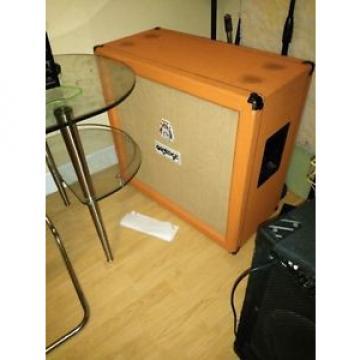 Excellent Condition Orange Guitar Cabinet- PPC412