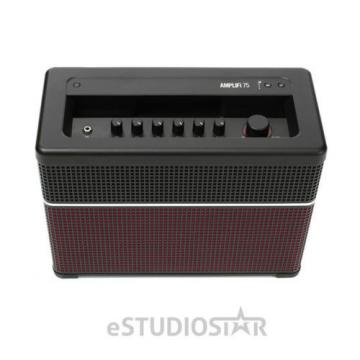 Line 6 AMPLIFi 75 75W Modeling Solid State Guitar Amp Black with Bluetooth