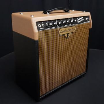 Louis Electric Columbia Reverb Tube Guitar Amplifier 6V6 18 Watts