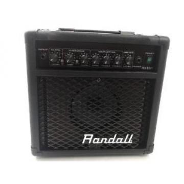 Randall rx Series Rx15m 15w 1x6 5 Amplificatore per Chitarra elettrica