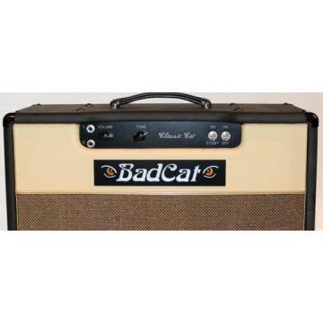 Bad Cat Classic Cat Combo Black / Creme