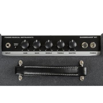 Fender Bassbreaker 007 Combo GENTLY USED