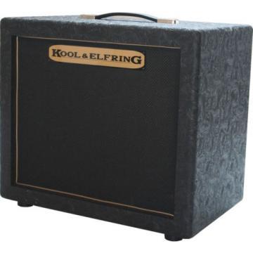 KOOL & ELFRING - VINTAGE OPEN BACK 1X12 CABINET - 112CB75