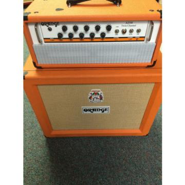 Orange AD30TC 2x12 Guitar Combo Amplifier W/Extra Headshell/Scumbacks