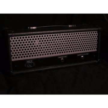 """Breket Amplifiers """"Blackheart"""" 50w Guitar Tube Amplifier. Handwired in Estonia"""