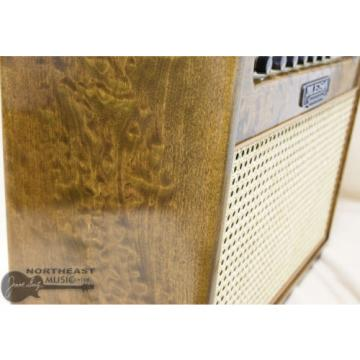 Mesa Boogie Lonestar 1X12 Premier Grade Quilted Maple w Tiger Eye Stain Wicker
