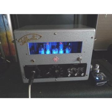 Felleretta 16 Watt E-Gitarren Röhrenverstärker im 60er Jahre Prüfgerät Gehäuse !