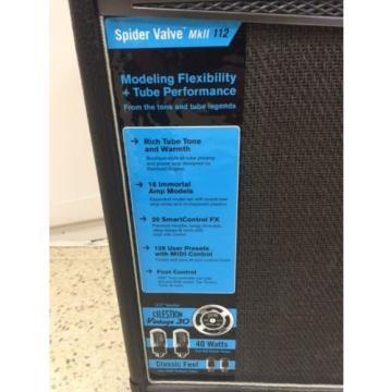Line 6 Spider Valve Mark 2 1x12 40 Watt Guitar Amplifier