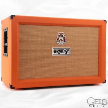 Orange - PPC 212 Guitar Speaker Cabinet (120 Watts, 2x12 in.) - PPC212C