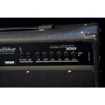 Amplificatore per chitarra  Hughes&kettner MATRIX100w