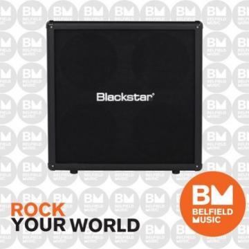 Blackstar ID:412B Series 4x12 Straight 320w Speaker Cab Cabinet Black Star
