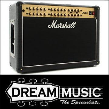"Marshall JVM410C 100W 2x12"" All Tube Amp Combo Valve 4-Channel RRP$3699"
