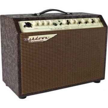 "Ashdown Woodsman-Jumbo   ·   65 W, 2 Channel, Acoustic Amp Combo, 2 x 8"" + HF"