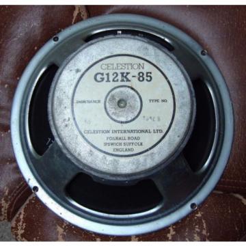 CELESTION G12K-85 SPEAKER WOOFER