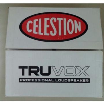 """BRAND NEW - TRUVOX 1020 Celestion 10"""" 150w 8ohm Woofer - FREE SHIPPING"""