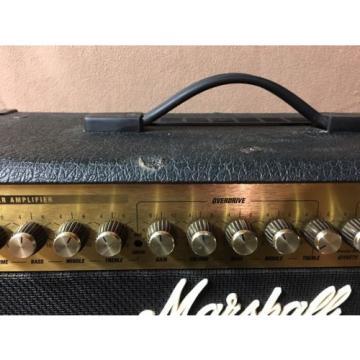 MARSHALL AMP JCM 600 COMBO 1x12  60 WATTS ALL TUBE GOOD CONDITION