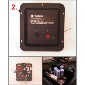 Assorted Quality Single Speaker Crossover & Capacitors