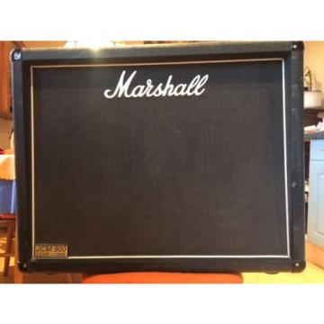 """Marshall JCM900  1936 2x12 Cabinet with two 12"""" Celestion G12T75 speakers"""