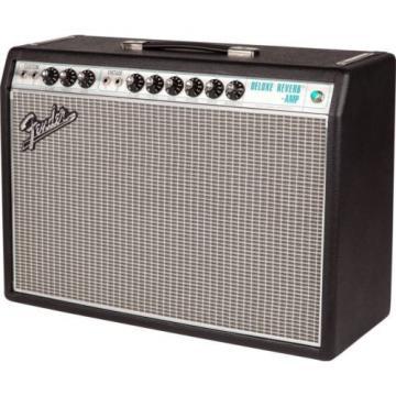 Brand New Fender '68 Custom Deluxe Reverb 22W 1x12 Tube Combo Amp
