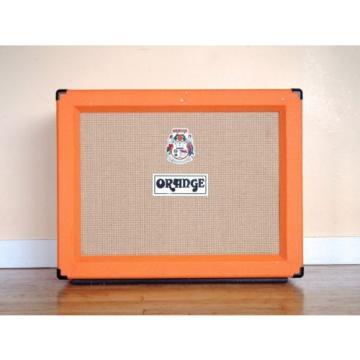 Orange Rockerverb Mk I 50 Watt 2-Channel Tube Electric Guitar Combo Amplifier