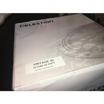 Celestion Vintage 30 Speaker, 16 Ohm  *MINT*
