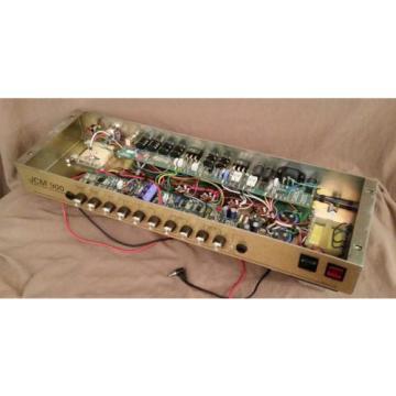 1990s MARSHALL JCM 900 100 Watt Hi Gain Dual Reverb Model 4102 Tube Amp CHASSIS