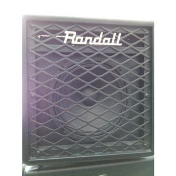 "Randall RD1C 1 Watt Tube Combo Amp High Gain 8"" Speaker Free Shipping No Reserve"
