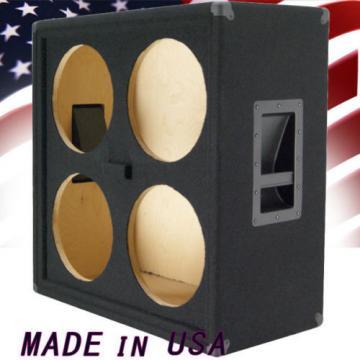 4x12 Guitar Speaker Empty Cabinet Black Carpet finish 440LIVE G4X12ST BC