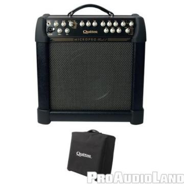 Quilter Labs Mach2 10 Micro Pro Combo Guitar amp w/ UFC201-2 FootSwitch NEW