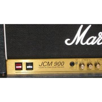 Marshall JCM900 100w valve amp + 1960BX Cabinet Electric guitar stack RRP$4598