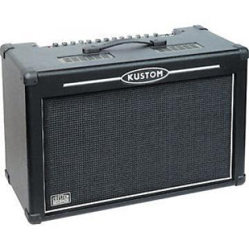 Kustom HV100 High Voltage Series 2x12 Guitar Combo Amp, 100W, Amplifier 220v NEW