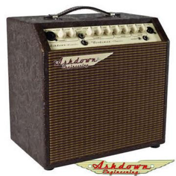 """Ashdown Woodsman Classic 40w Acoustic Guitar Amp 2 Channel 1 x 8""""  Amplifier"""