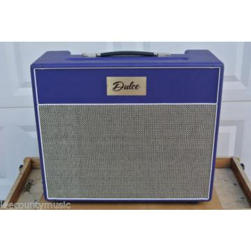 RARE DULCE of SAN ANTONIO TEXAS - 1974 MARSHALL ALL TUBE 18 WATT CLONE! LOT T420