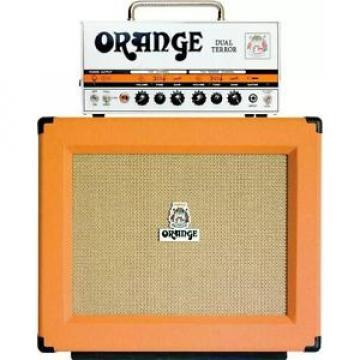Orange Dual Terror PPC112 Half Stack Amp Package Deal