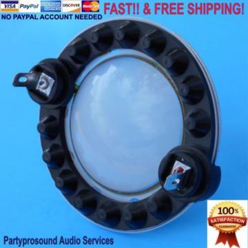 Diaphragm For QSC HPR , Celestion CDX Drivers QSC SP-000082-GP HPR152F part# 17