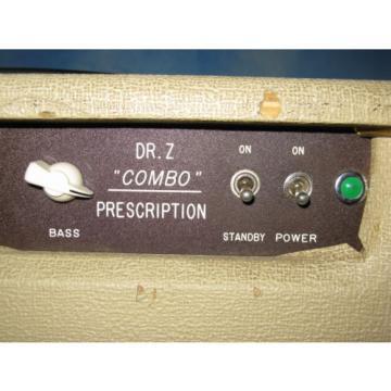 """Dr.Z Prescription 2-12"""" Combo"""
