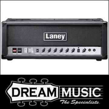 Laney GH100L - GH Series 100W Guitar Amplifier Head Tube Amp RRP$2399