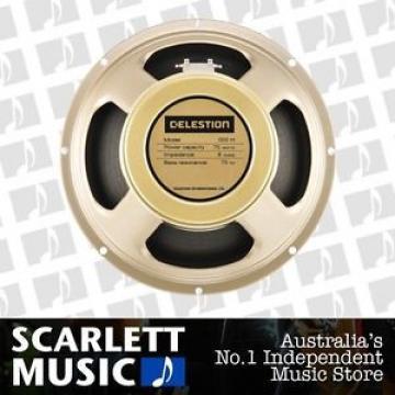"Celestion 12"" Creamback 8 Ohm 75w Guitar Speaker *BRAND NEW*"
