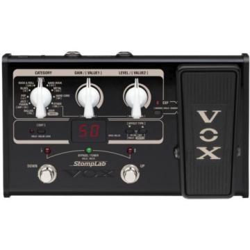 VOX StompLab SL2G Modeling Guitar Floor Multi-Effects Pedal NEW F/S Japan Import