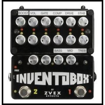 ZVex Inventobox Guitar Multi Effects Pedal   Build your own Pedal