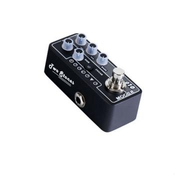 New Mooer Two Stones 010 Digital Micro PreAmp Guitar Effects Pedal!!