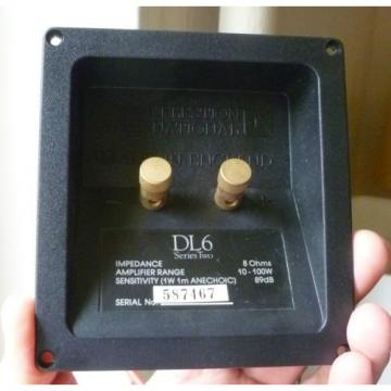 Vintage Pair of Celestion DL6 Replacement Crossovers, ENGLAND